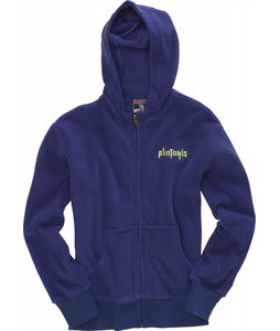 Burton Lil Bang Hoodie Midnight Blue 