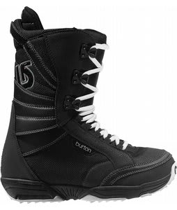 Burton Lodi Snowboard Boots Black/White