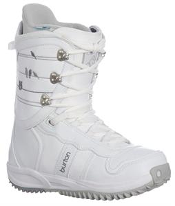 Burton Lodi Snowboard Boots White/Lt Grey