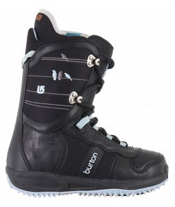 Burton Lodi Snowboard Boots Black