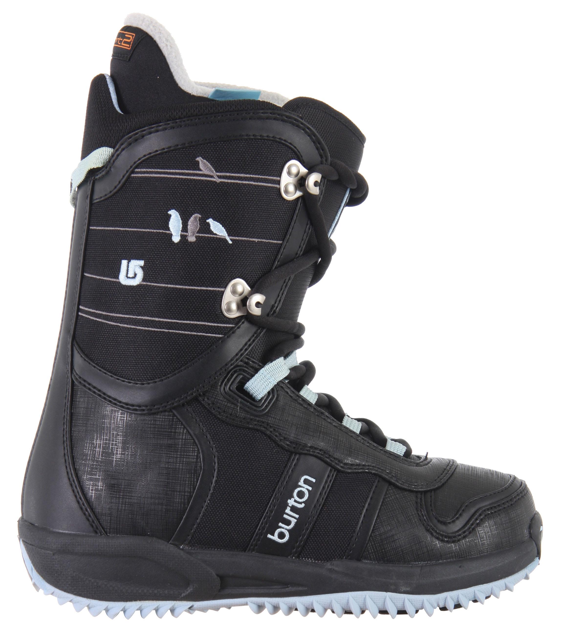 Burton Lodi Snowboard Boots Womens