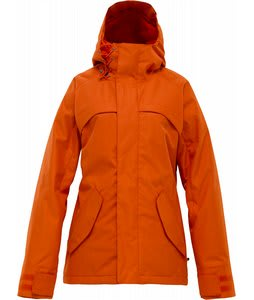 Burton Logan Snowboard Jacket Ember