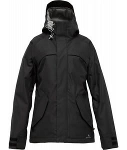 Burton Logan Snowboard Jacket True Black