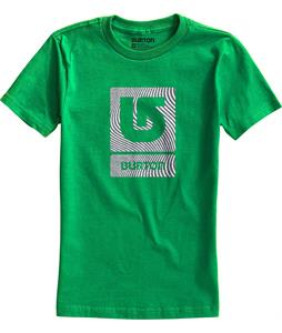 Burton Logo Fill T-Shirt Kelly