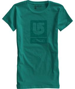 Burton Logo Fill T-Shirt Tidal Bore