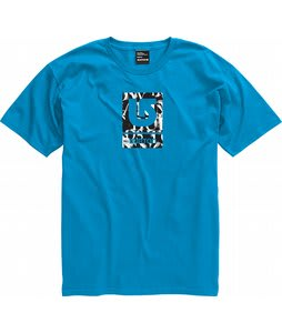 Burton Logo Fill T-Shirt Turquoise