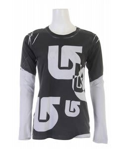 Burton Logo L/S Shirt