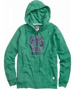 Burton Logo Vertical Fullzip Hoodie Murphy