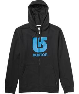 Burton Logo Vertical Full-Zip Hoodie
