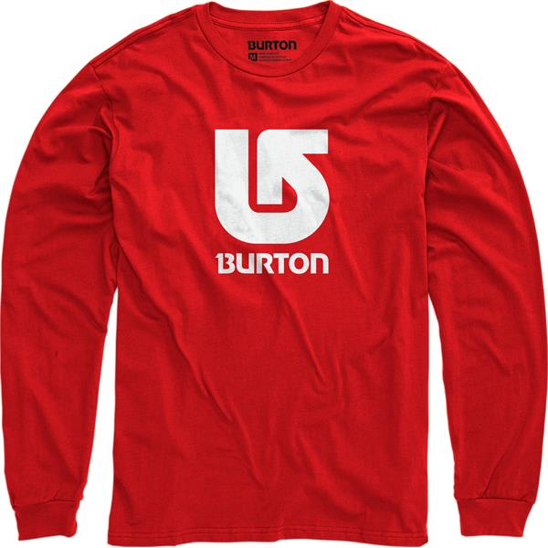 Burton Logo Vertical L/S T-Shirt