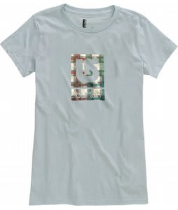 Burton Logo Vertical T-Shirt Cloud
