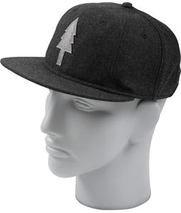 Burton Lone Pine Cap True Black