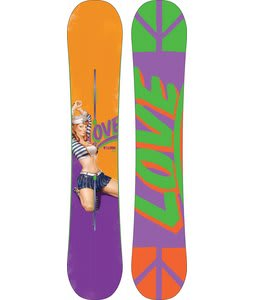Burton Restricted Love Snowboard 162