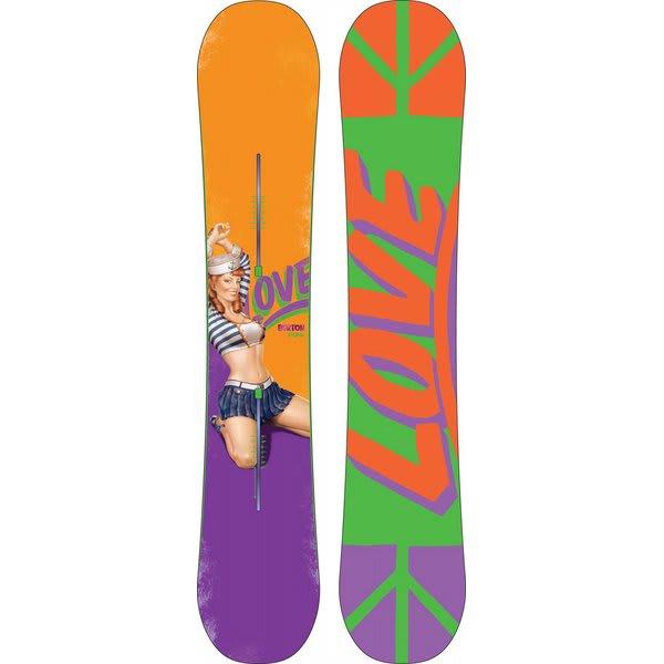 Burton Restricted Love Wide Snowboard