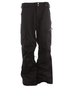 Burton LTD Cargo Snowboard Pants True Black