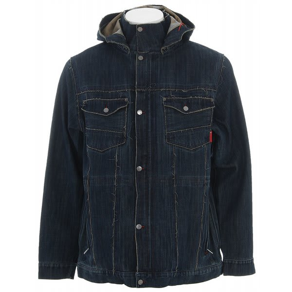 Burton LTD Grail Gore-Tex Denim Snowboard Jacket