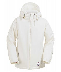 Burton Luminous Snowboard Jacket Bright White