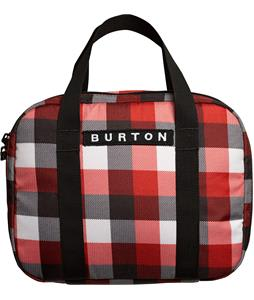 Burton Lunch Box Bag Buffalo Plaid 6.5L