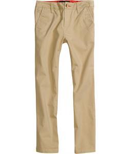 Burton Maddox Twill Pants Burlap