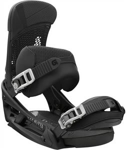 Burton Malavita EST Snowboard Bindings Blacksmith