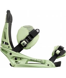Burton Malavita EST Snowboard Bindings Lichen