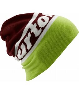 Burton Marquee Beanie Crimson
