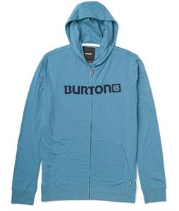 Burton Maxwell Full-Zip Hoodie Heather Storm Blue