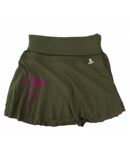 Burton May Day Mini Skirt Fatigue