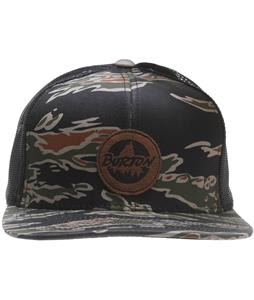 Burton McD Cap Tiger Camo