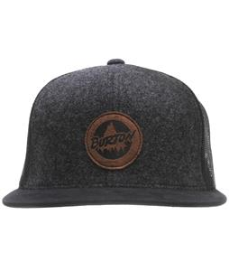 Burton McD Cap True Black