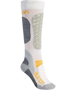Burton Merino Phase Socks Canvas