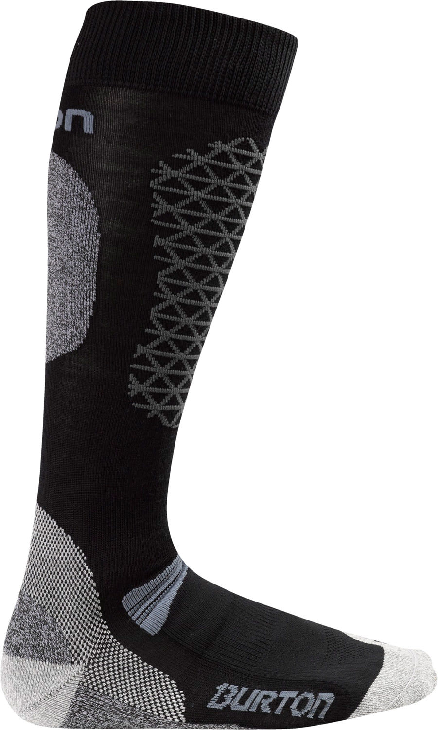 Shop for Burton Merino Phase Socks True Black - Men's