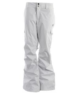 Burton Mesa Cargo Snowboard Pants Bright White