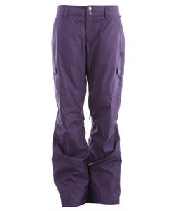 Burton Mesa Cargo Snowboard Pants Mulberry