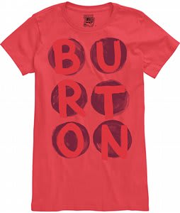 Burton Message T-Shirt Fox Hunt