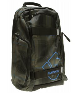 Burton Metalhead SS Backpack Fixer Plaid