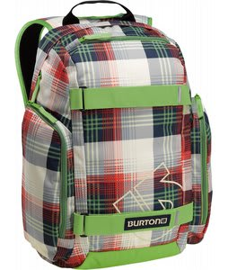 Burton Metalhead Backpack Gama Plaid