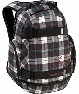 Burton Metalhead Backpack Tartan Plaid