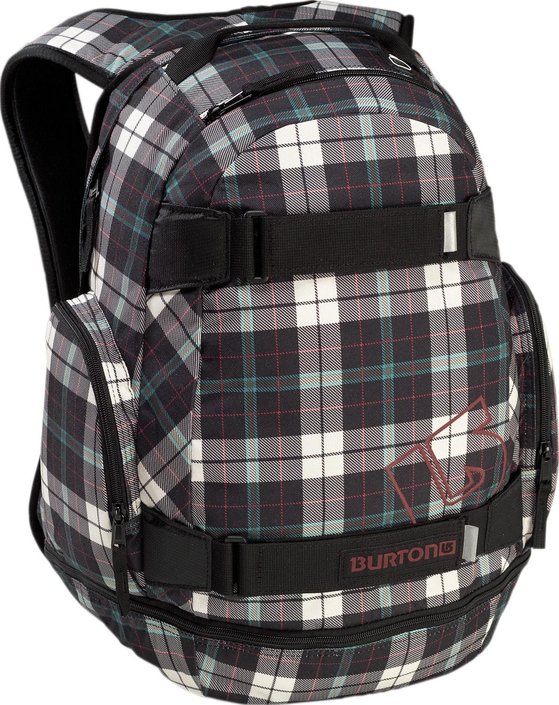 Burton Metalhead Backpack Tartan Plaid