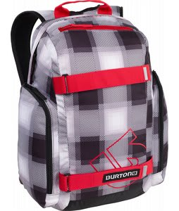 Burton Metalhead Backpack True Black Bobber Plaid