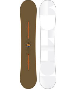 Burton Method Snowboard 155 Blem