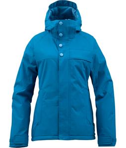 Burton Method Snowboard Jacket Blue-Ray