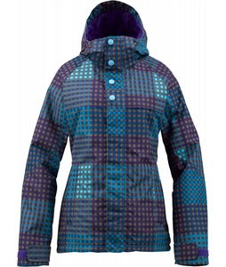 Burton Method Snowboard Jacket Heathers Cheeky Plaid