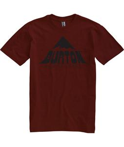 Burton Mckinley Slim Fit T-Shirt Heather Crimson