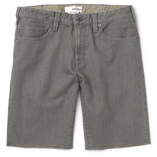 Burton Mid Fit Denim Shorts