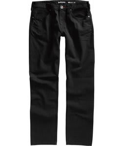 Burton Mid Fit Jeans True Black