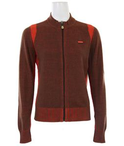 Burton Midtown Track Jacket Roasted Brown