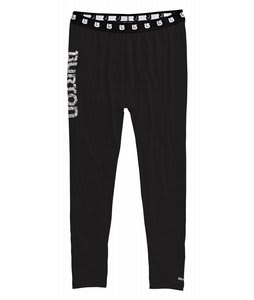Burton Midweight First Layer Pants True Black