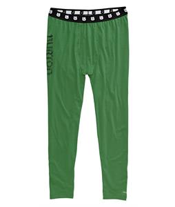 Burton Midweight Baselayer Pants Astro Turf