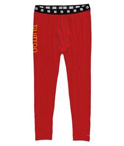 Burton Midweight Baselayer Pants Cardinal